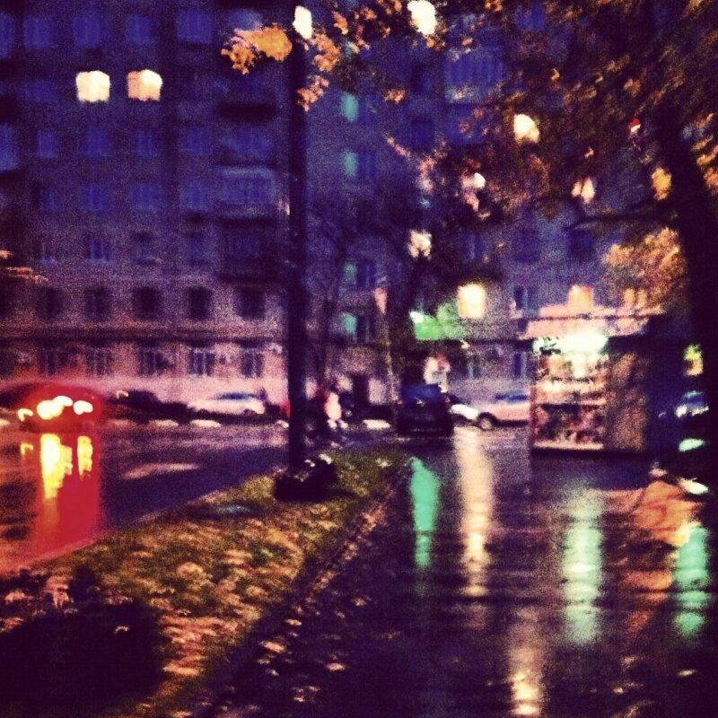 Ночь на Соколе