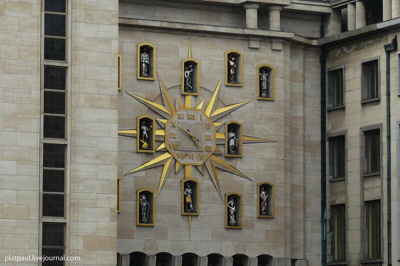 Брюссель 2012