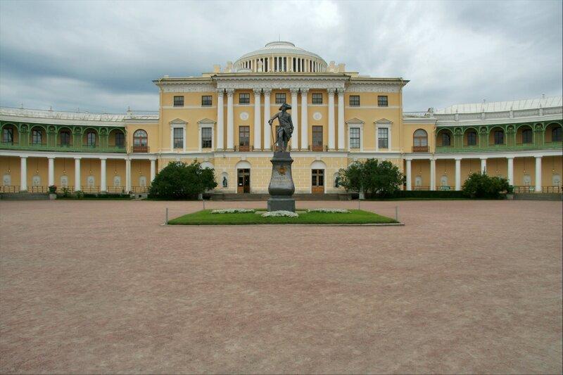 Павловский дворец, Павловск