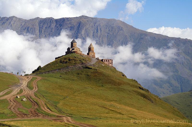 Гергетский монастырь