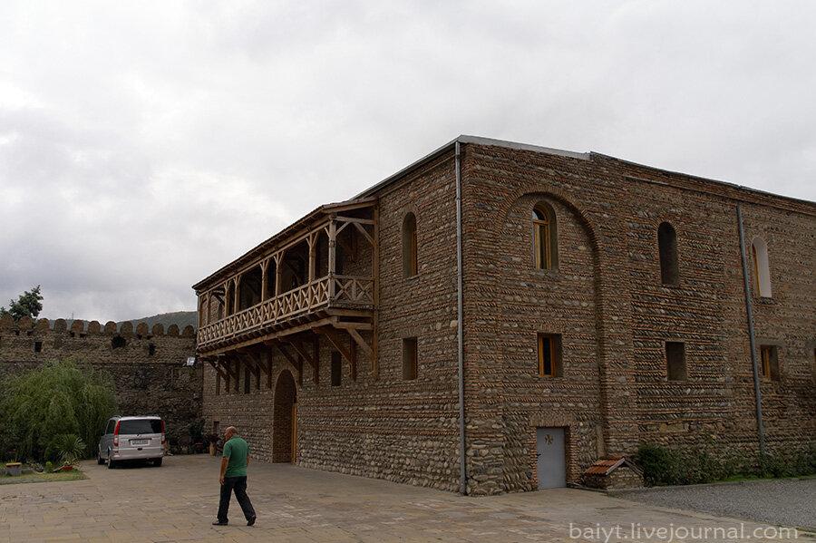 Резиденция грузинского патриарха Илии II