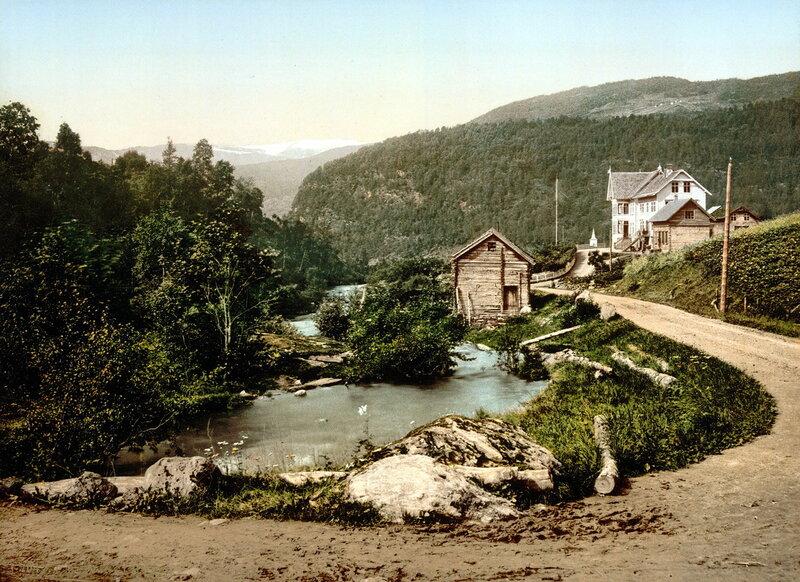 8. Отель «Винге», Хардангер-Фьорд, губерния Хордаланн