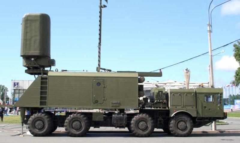 Береговой ракетный комплекс - К300 «Бастион»