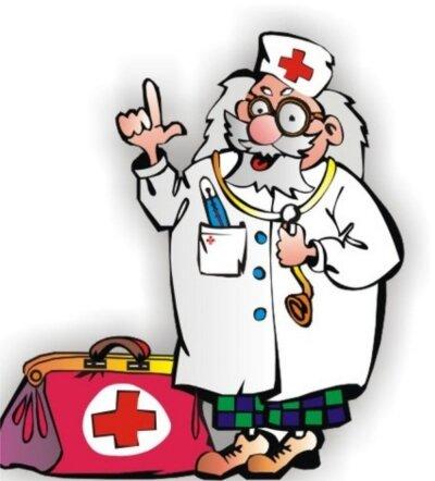 О медицине с юмором.