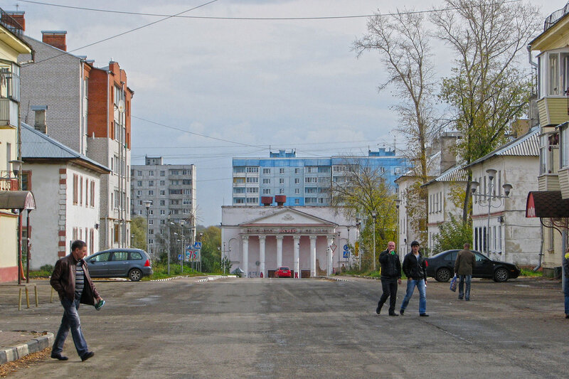 Улица 30-летия ВЛКСМ
