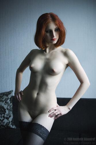 готы фото голых девушек