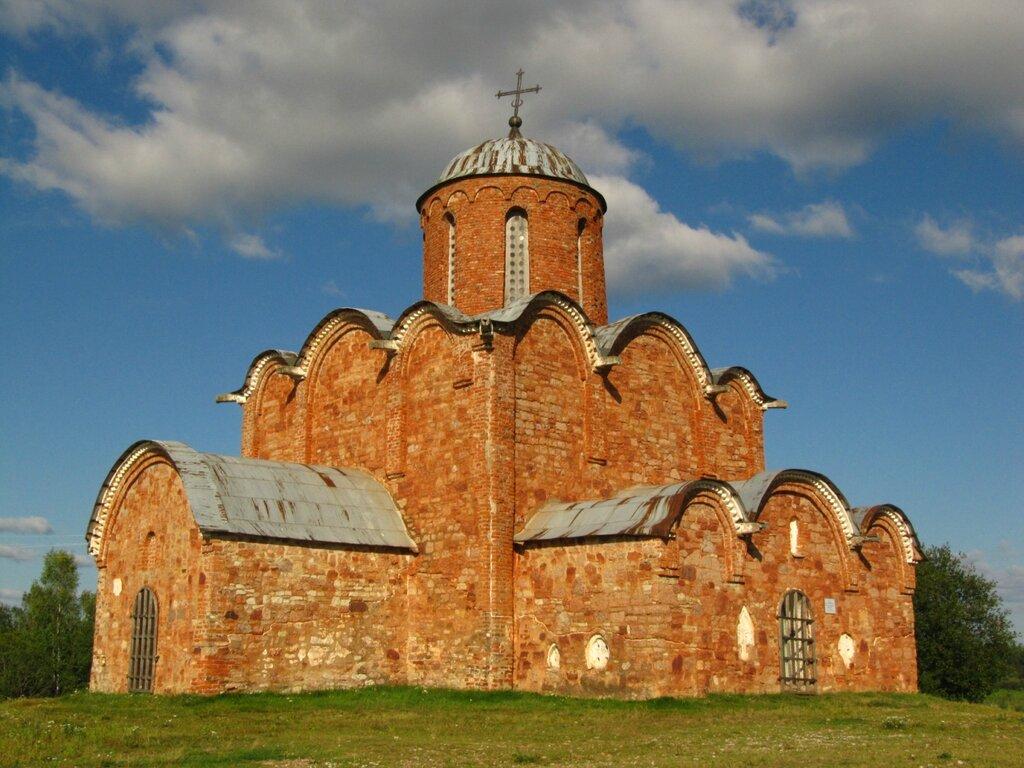 Церковь Спаса в Ковалеве