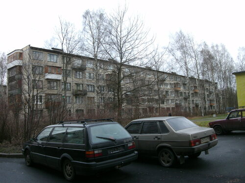 ул. Карпинского 13