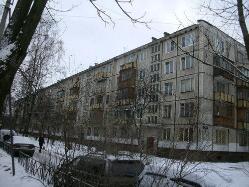 Бассейная ул. 67