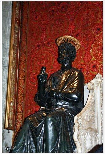 КТО был в роли Христа и Иуды? Антихрист и Дева-Мария.