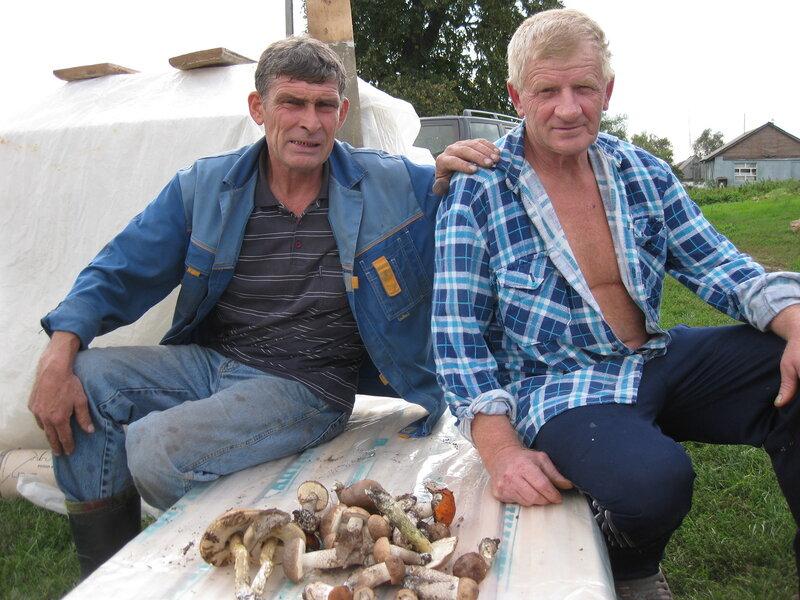 Ерошкин Николай Викторович и Копылов Иван Андреевич