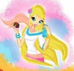 """Winx конкурс """"Принцесса Земли"""" и картиночки и игра аниме рпг!"""