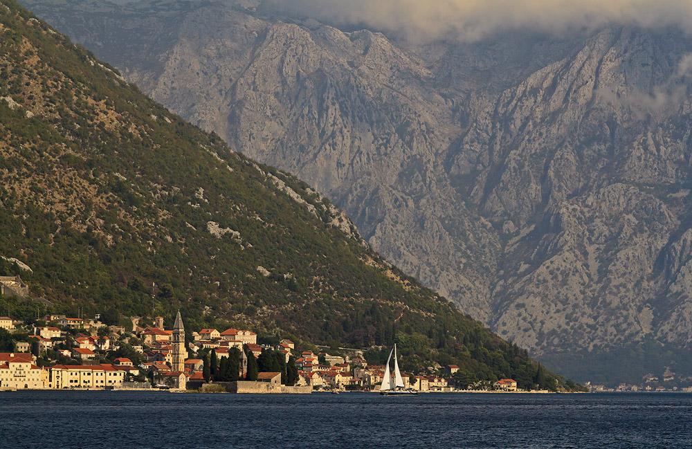 маршрут по Хорватии и Черногории