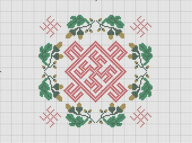 Обереги: Цвет Папоротника и Одолень-трава