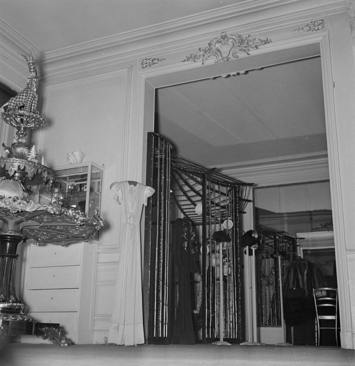 13. Модный Дом Скиапарелли, Вандомская площадь, 21. Интерьер дома высокой моды