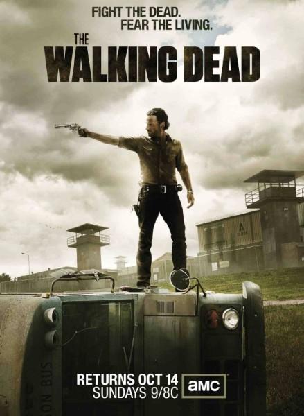 Ходячие мертвецы / The Walking Dead (3 сезон/2012/2013/HDTVRip/WEBDLRip)