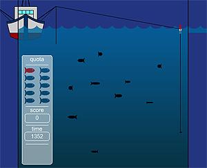 Морская рыбалка - рыболовная игра на LENV.RU