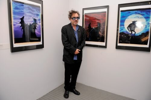 Media Preview Of The Museum Of Modern Art: Tim Burton