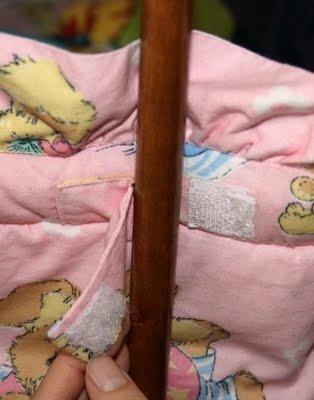 Выкройки детского постельного белья