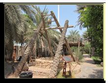 ОАЭ. Абу Даби. Культурно-этнографическая деревня Аль-Мусаффа