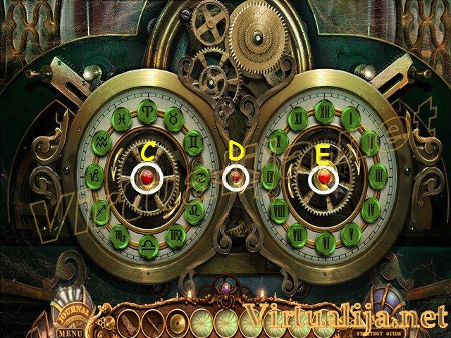мини игра часы: