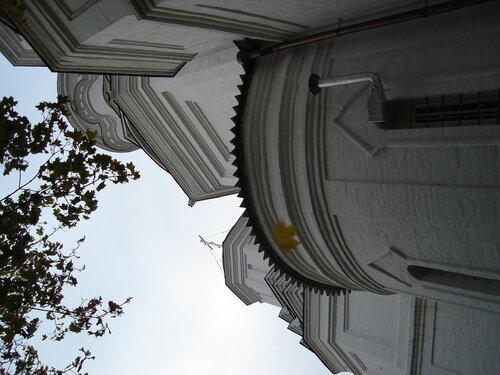Коломенское, ц. Усекновения главы Иоанна Предтечи в Дьяково