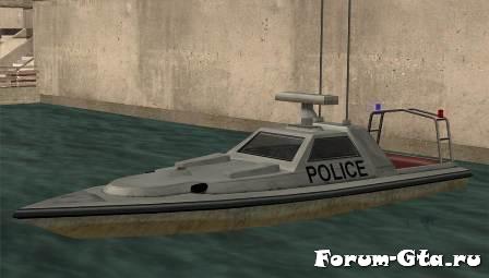 GTA San Andreas Predator