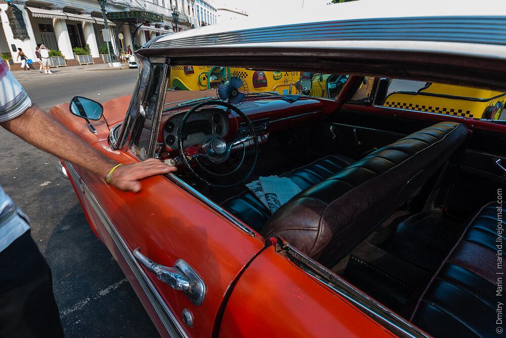 Cuba. Habana. Auto. Dmitry Marin
