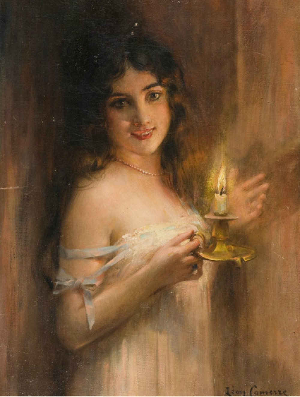A young woman with a candle.jpg