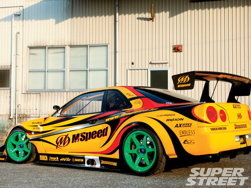 2001 Nissan Skyline Gtr Front Wheel
