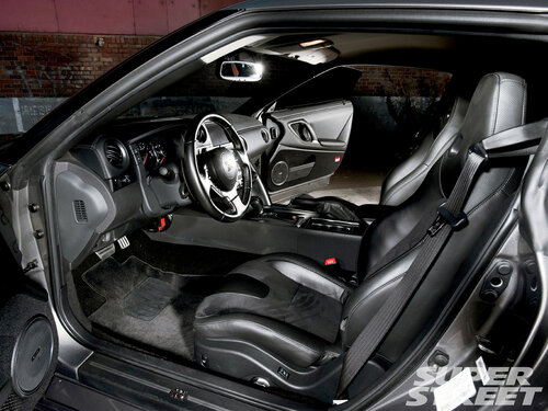 2009 Nissan Gt R Front
