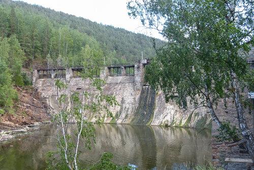 Электростанция Пороги фото от кузницы