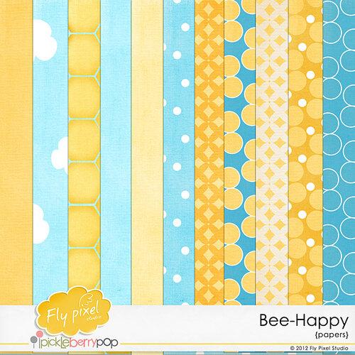 «Bee Happy» 0_957c0_20385c30_L