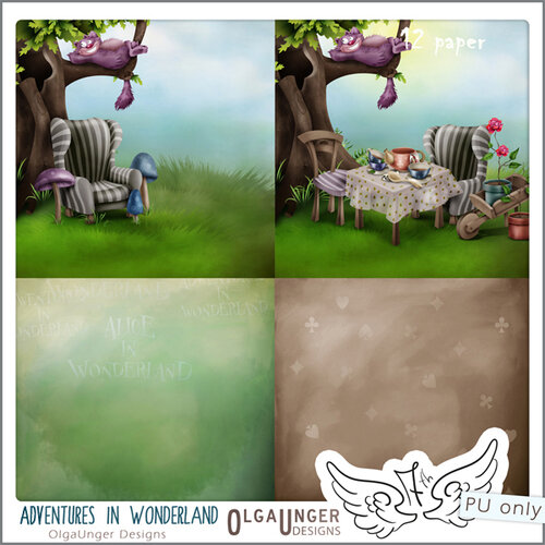 «Adventure in Wonderland» 0_95fb1_c7fd36a_L