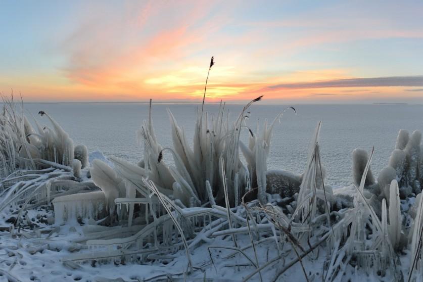 Фото: Катерина Сипаева «Рассвет вПриморской бухте»