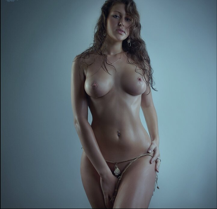 фотосессия голый женщин