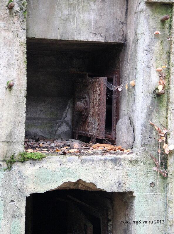 Бронезаслонка вентиляционной шахты