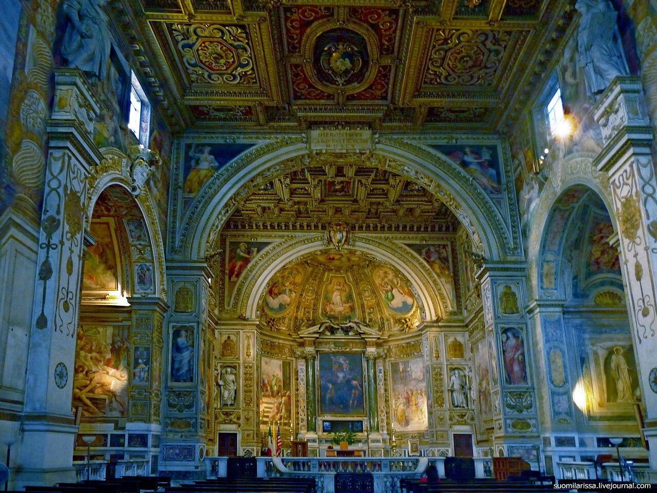Церковь Св. Сусанны.
