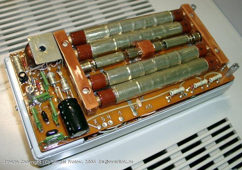 ...типа сбм-20 или стс-5 имеют плохую точность, поэтому... при использовании же одного счётчика вполне достаточно...