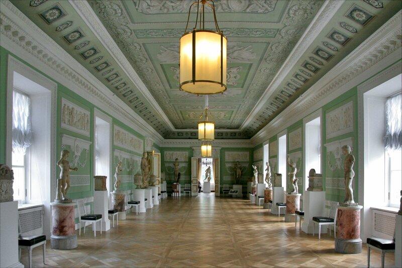 Павловский дворец. Кавалерский зал