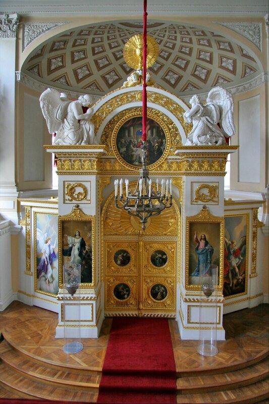 Церковь Петра и Павла