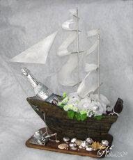 букеты из конфет, свадьба