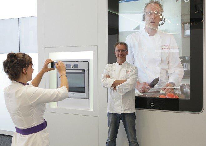 Бытовая техника Bosch на IFA 2012