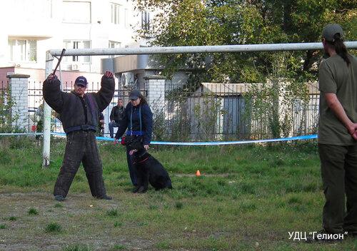 Чемпионат ЗКС. Лобовая атака, задержание, отношение к выстрелу, конвоирование.