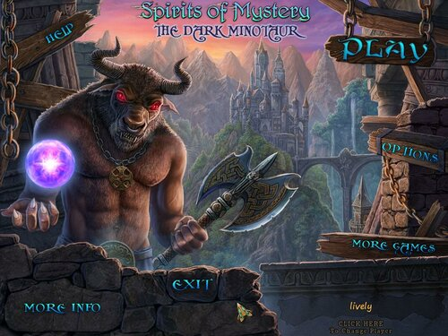 Spirits of Mystery: The Dark Minotaur