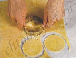 Молдавская ватрушка