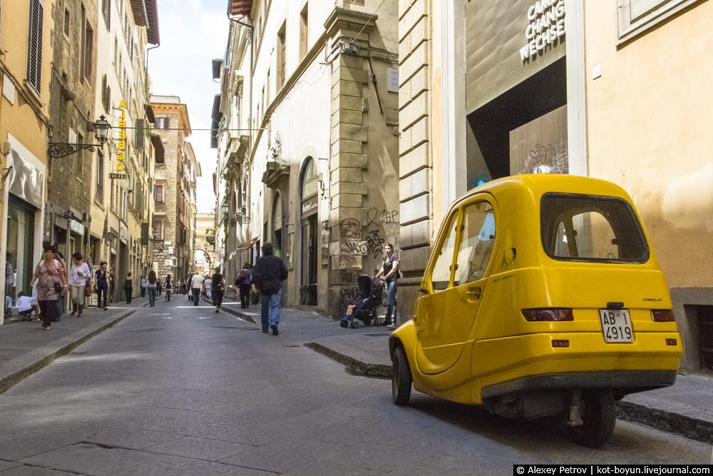 Итальянский калейдоскоп - Флоренция