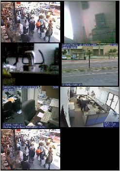 видеонаблюдения