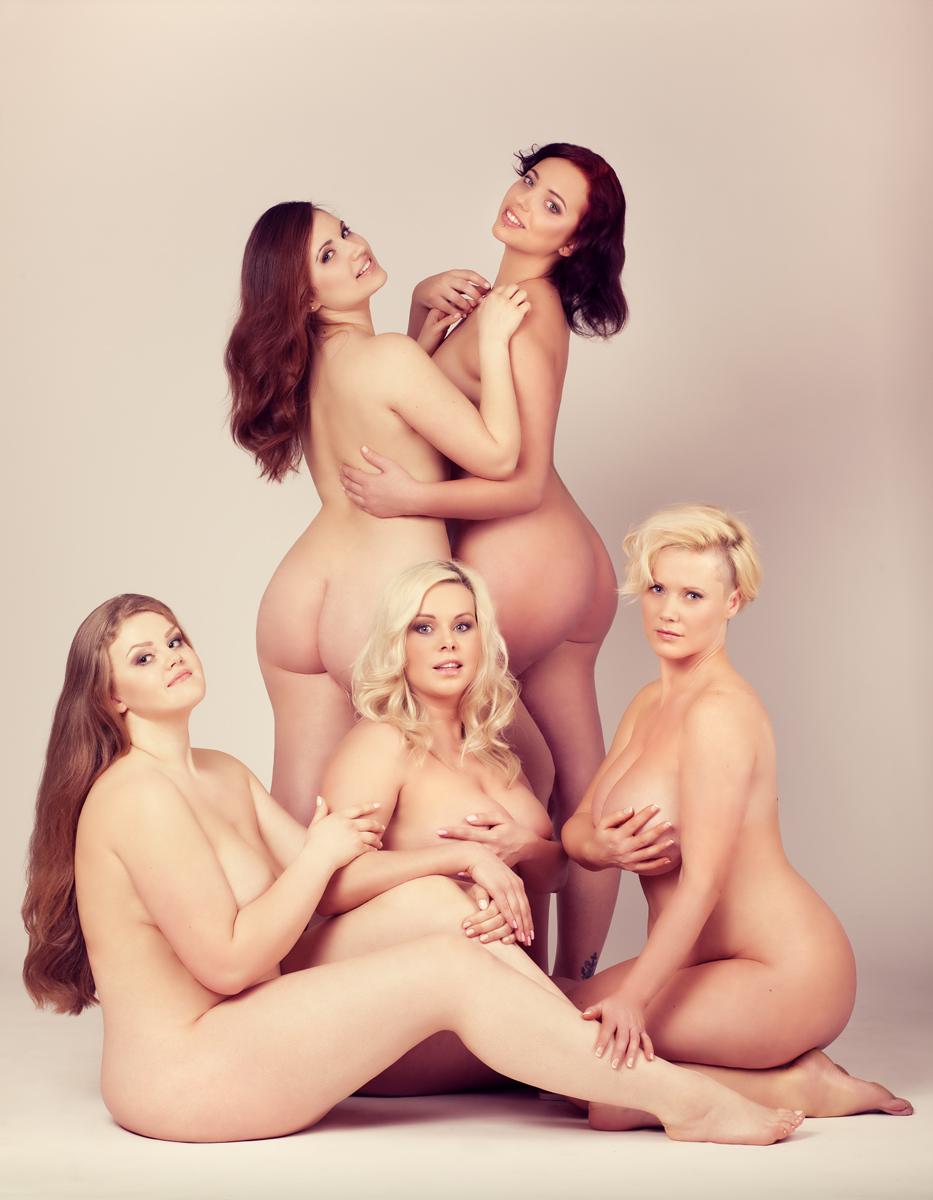 Пышные девчонки и секс с ними 2 фотография