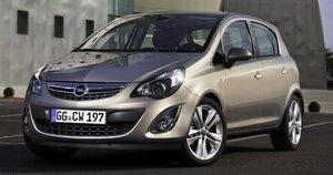 Вскоре начнутся поставки новой модели Opel Corsa
